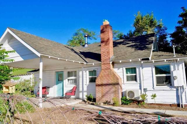 2815 Hwy 208, Wellington, NV 89444 (MLS #200002648) :: NVGemme Real Estate