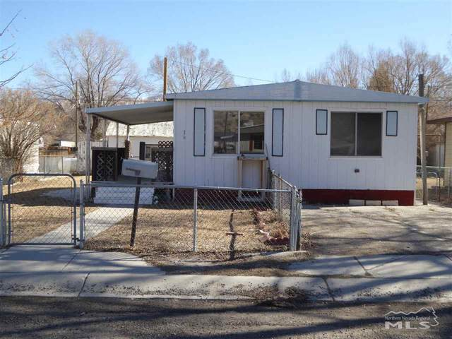 670 Parker Avenue, Ely, NV 89301 (MLS #200002659) :: Ferrari-Lund Real Estate