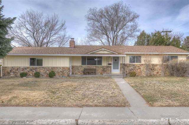 2100 Mountain St, Carson City, NV 89703 (MLS #200002667) :: Chase International Real Estate