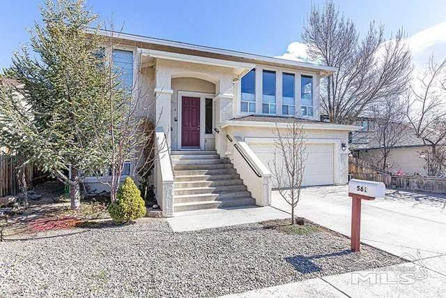 561 Tarn Way, Reno, NV 89503 (MLS #200002681) :: Fink Morales Hall Group