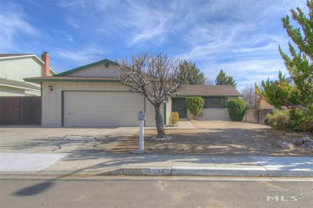 3334 Clan Alpine, Sparks, NV 89434 (MLS #200002684) :: The Mike Wood Team