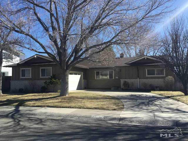 1845 Pyrenees St, Carson City, NV 89703 (MLS #200002687) :: Chase International Real Estate