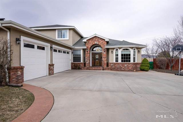 1710 Amberwood, Carson City, NV 89703 (MLS #200002707) :: Chase International Real Estate