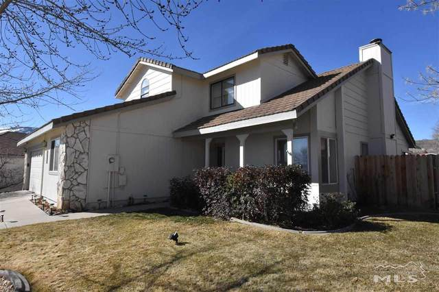 4822 Purple Sage, Carson City, NV 89706 (MLS #200002713) :: Chase International Real Estate