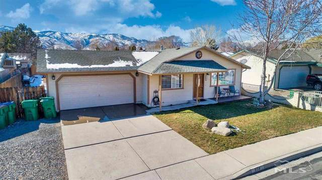 958 Cascade Dr, Carson City, NV 89701 (MLS #200002734) :: Harcourts NV1