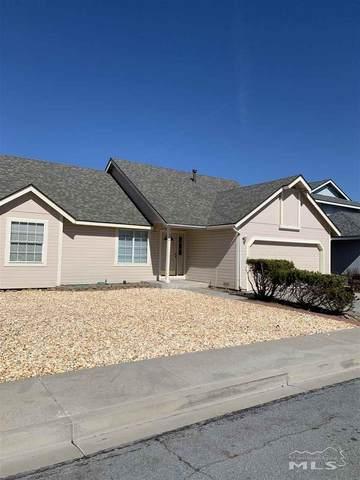 474 Sunchase, Carson City, NV 89701 (MLS #200002805) :: Chase International Real Estate