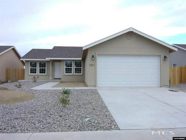 2731 Ladera Drive, Fallon, NV 89406 (MLS #200002811) :: NVGemme Real Estate
