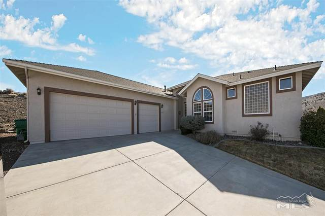1167 Camballeria Drive, Carson City, NV 89701 (MLS #200002878) :: Chase International Real Estate