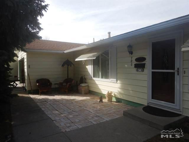 900 Pat Lane, Carson City, NV 89701 (MLS #200002881) :: Chase International Real Estate