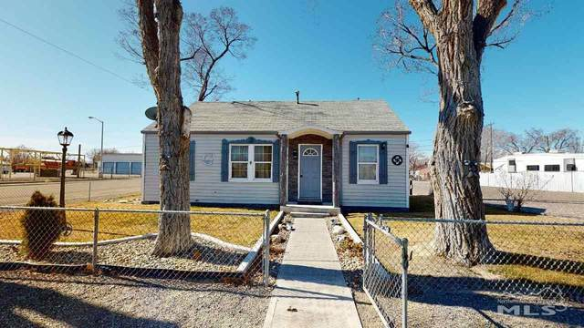290 E 4th Street, Battle Mountain, NV 89820 (MLS #200002896) :: Ferrari-Lund Real Estate