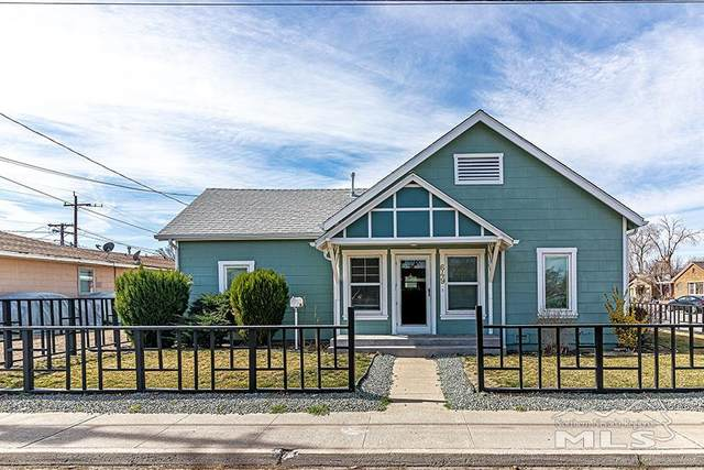 649 18th Street, Sparks, NV 89431 (MLS #200002936) :: NVGemme Real Estate