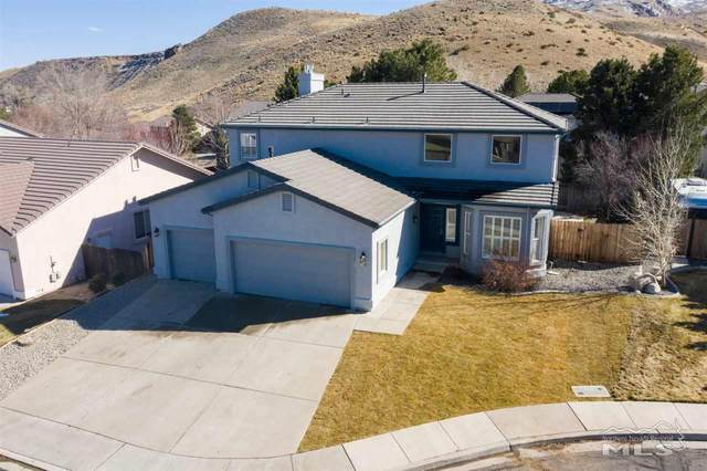 8742 River Front Ct., Reno, NV 89523 (MLS #200002940) :: Fink Morales Hall Group