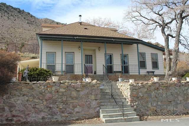 420 D  St., Virginia City, NV 89440 (MLS #200002962) :: Ferrari-Lund Real Estate