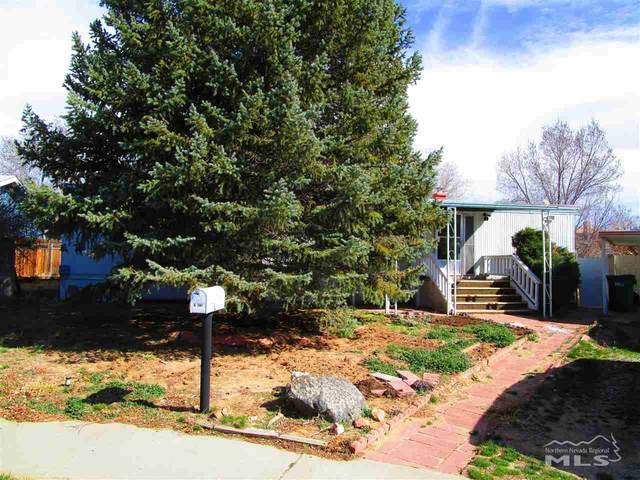7 Rex Circle, Carson City, NV 89706 (MLS #200002987) :: Chase International Real Estate