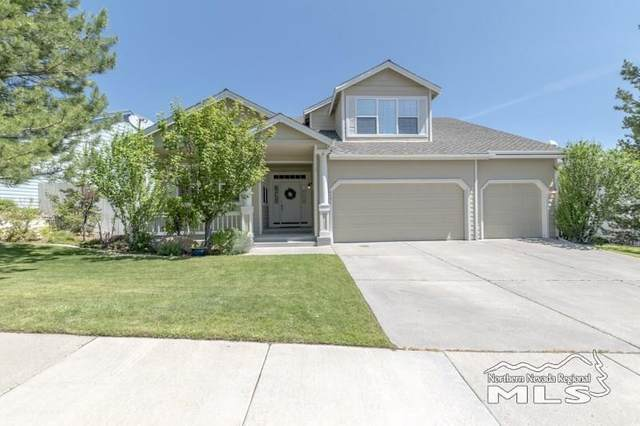 4591 Village Green Pkwy, Reno, NV 89519 (MLS #200003014) :: L. Clarke Group | RE/MAX Professionals