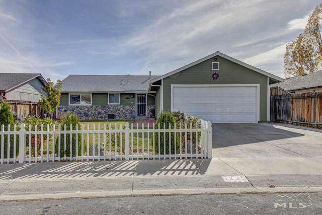 1235 Rolling Hills, Carson City, NV 89706 (MLS #200003023) :: Harcourts NV1