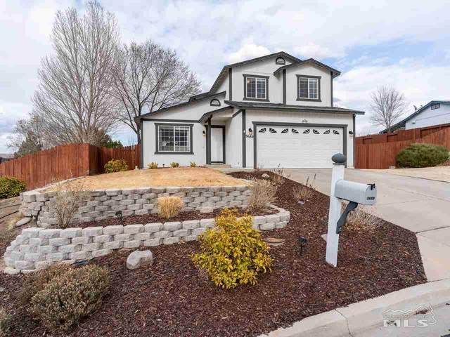 5689 Peach Court, Sun Valley, NV 89433 (MLS #200003102) :: Ferrari-Lund Real Estate