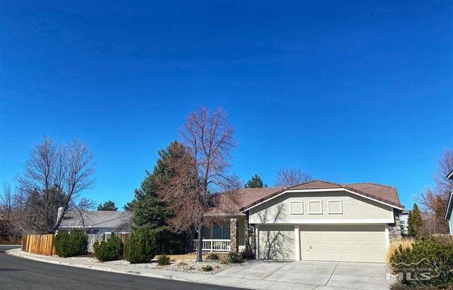 3159 Creekwood Dr, Reno, NV 89502 (MLS #200003118) :: Chase International Real Estate