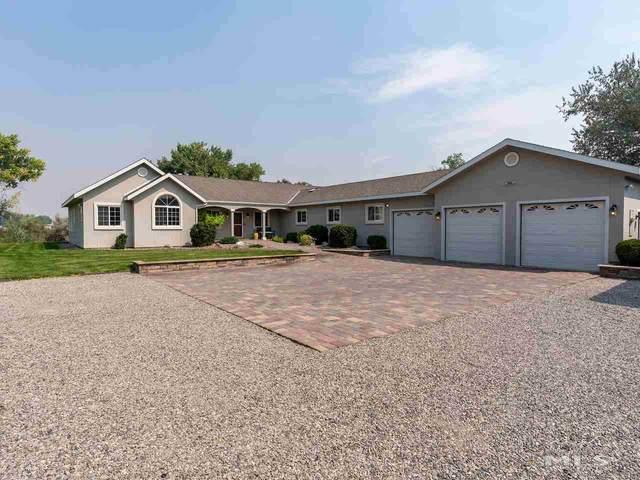5112 Rivers Edge Drive, Fallon, NV 89406 (MLS #200003123) :: NVGemme Real Estate