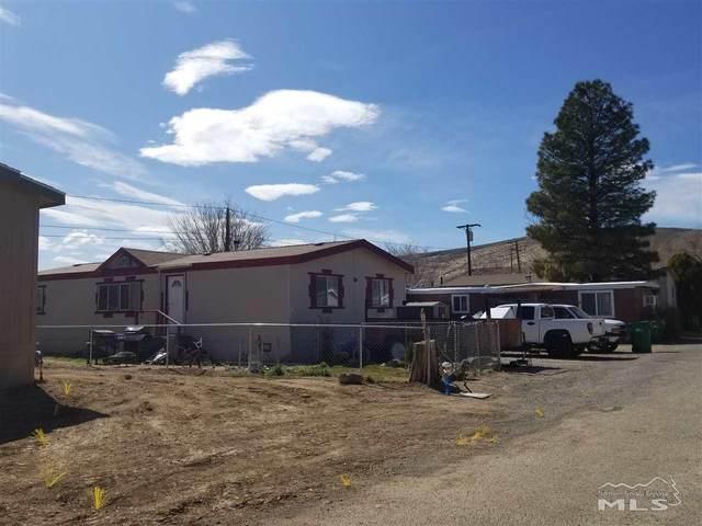 155 Hart St., Dayton, NV 89403 (MLS #200003138) :: Chase International Real Estate
