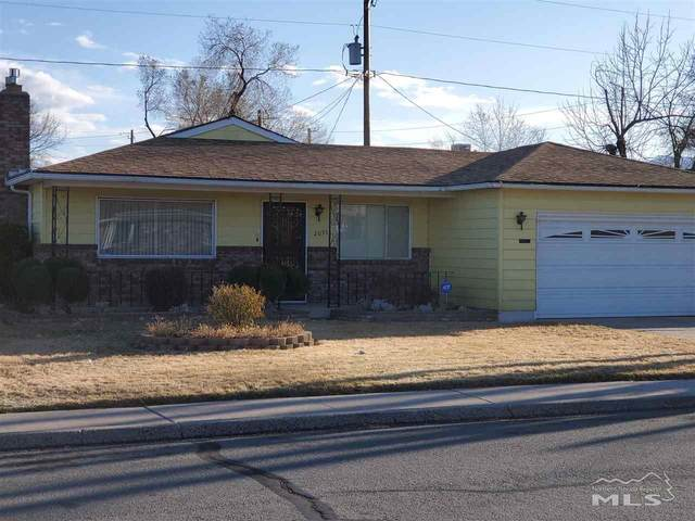 2035 K St, Sparks, NV 89431 (MLS #200003149) :: Ferrari-Lund Real Estate