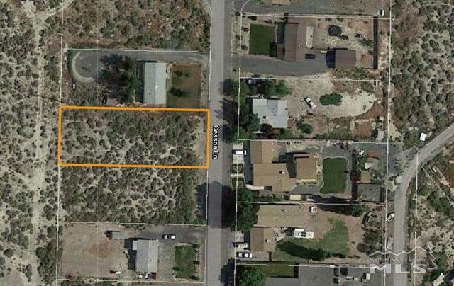 105 Cessna Lane, Lovelock, NV 89419 (MLS #200003153) :: Chase International Real Estate