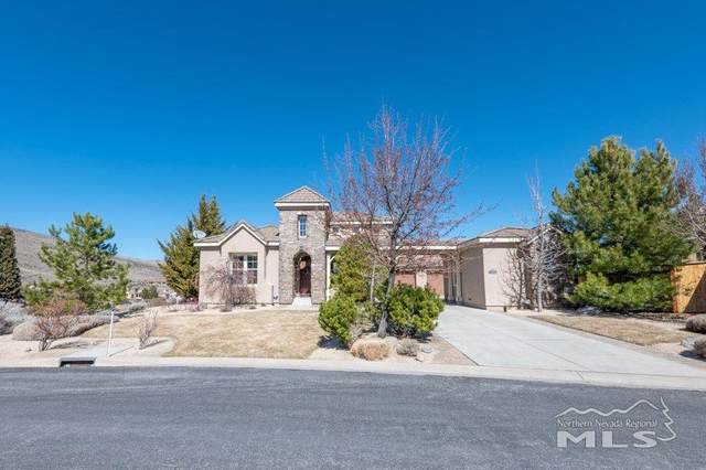 10128 Via Como, Reno, NV 89511 (MLS #200003201) :: The Mike Wood Team