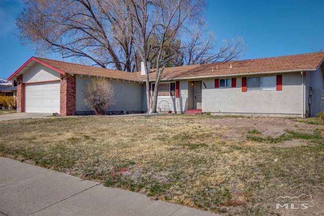 500 Boulder Dr, Carson City, NV 89706 (MLS #200003205) :: Harcourts NV1