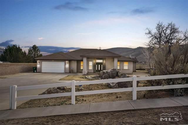 807 Marsh, Carson City, NV 89701 (MLS #200003213) :: Harcourts NV1