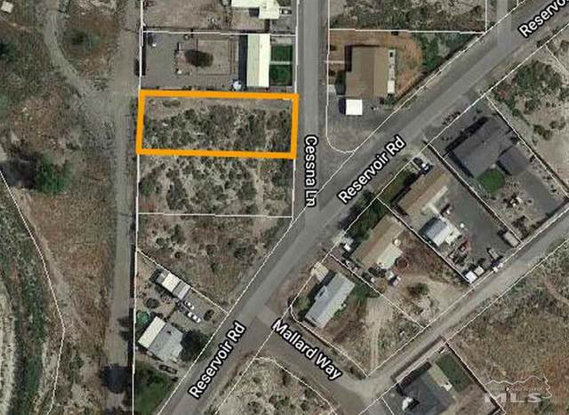 35 Cessna Lane, Lovelock, NV 89419 (MLS #200003219) :: Chase International Real Estate