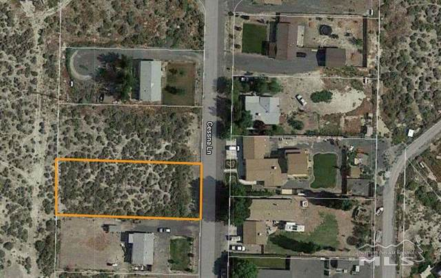 0 Cessna Lane, Lovelock, NV 89419 (MLS #200003220) :: Chase International Real Estate