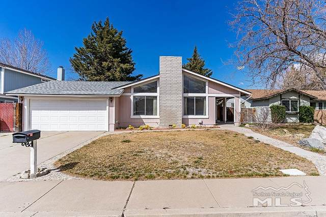 4255 Snowshoe Ln, Reno, NV 89502 (MLS #200003257) :: Ferrari-Lund Real Estate