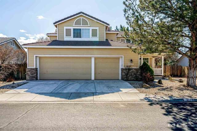 3170 Creekwood Dr., Reno, NV 89502 (MLS #200003258) :: Chase International Real Estate