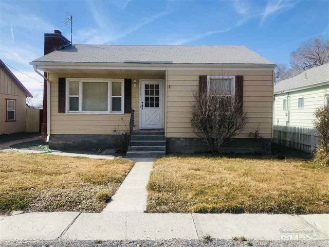 1535 Franklin Ave, Lovelock, NV 89419 (MLS #200003270) :: Chase International Real Estate