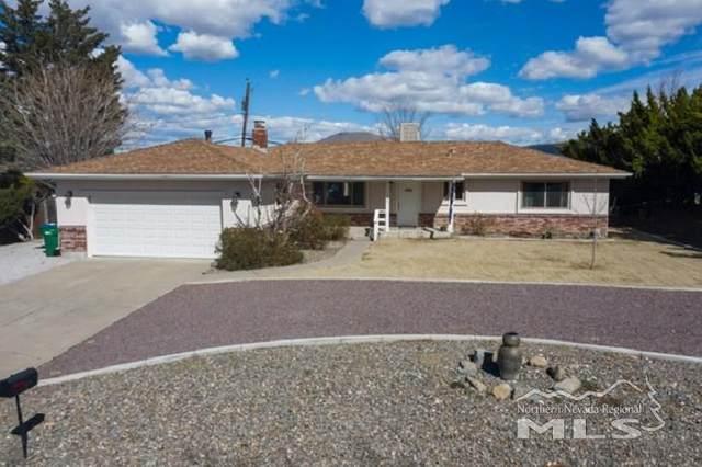 11095 Broken Hill Road, Reno, NV 89511 (MLS #200003286) :: Chase International Real Estate
