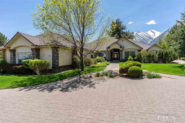 217 Sierra Country, Gardnerville, NV 89460 (MLS #200003289) :: Ferrari-Lund Real Estate