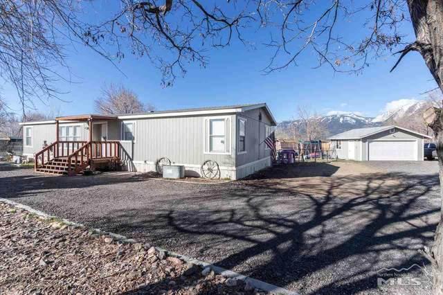 3475 Churchill Drive, Washoe Valley, NV 89704 (MLS #200003293) :: NVGemme Real Estate