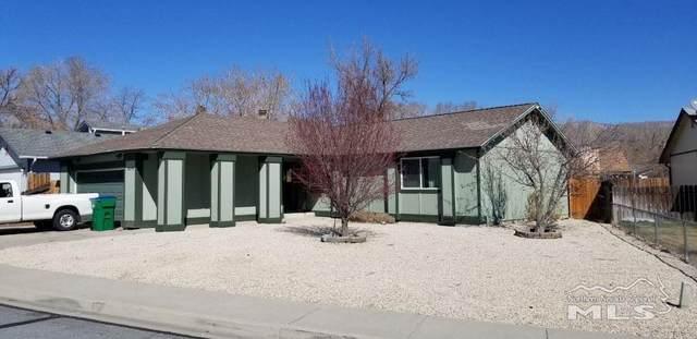 4074 Knoblock, Carson City, NV 89706 (MLS #200003296) :: Harcourts NV1