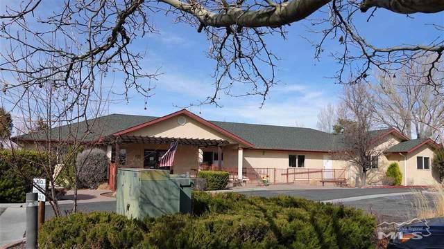 1695 County, Minden, NV 89423 (MLS #200003312) :: Vaulet Group Real Estate