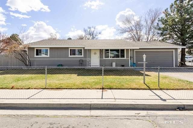 801 Hickory Drive, Carson City, NV 89701 (MLS #200003314) :: Chase International Real Estate