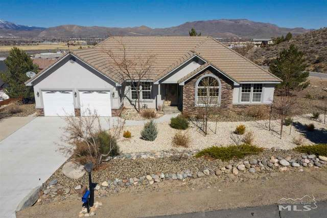 2442 Hunt Circle, Carson City, NV 89701 (MLS #200003327) :: Ferrari-Lund Real Estate