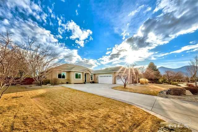 1122 North Fork Trail, Minden, NV 89423 (MLS #200003336) :: Vaulet Group Real Estate