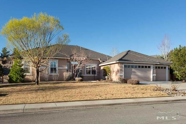 332 Sangre Circle, Reno, NV 89511 (MLS #200003345) :: The Mike Wood Team