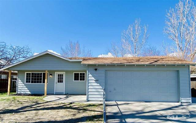 2604 Nona Dr., Carson City, NV 89701 (MLS #200003351) :: Chase International Real Estate