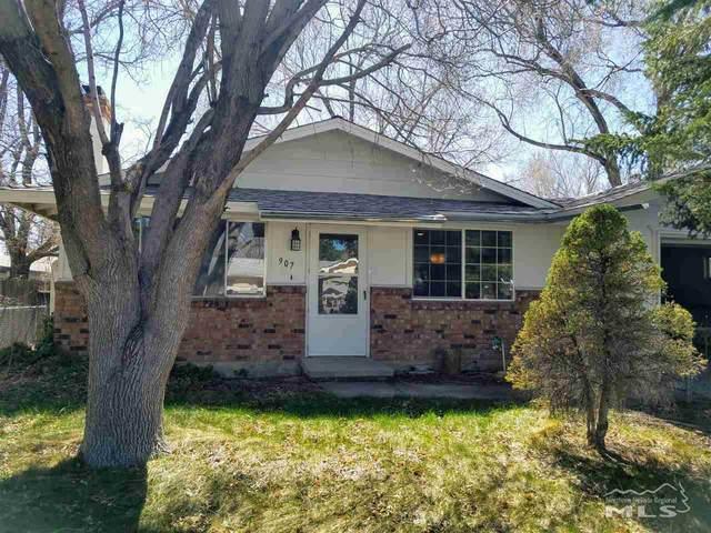 907 E Robinson E Robinson, Carson City, NV 89701 (MLS #200003358) :: Ferrari-Lund Real Estate