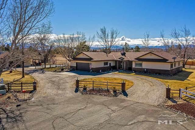 865 Violetta Circle, Gardnerville, NV 89460 (MLS #200003370) :: Ferrari-Lund Real Estate