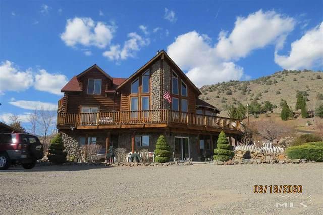 1898 Austin St, Gardnerville, NV 89410 (MLS #200003394) :: Chase International Real Estate