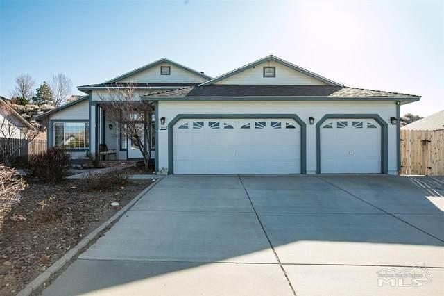 3470 Socrates, Reno, NV 89512 (MLS #200003399) :: NVGemme Real Estate