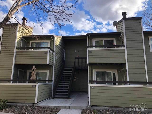 7680 Bluestone Drive #350, Reno, NV 89511 (MLS #200003401) :: Ferrari-Lund Real Estate