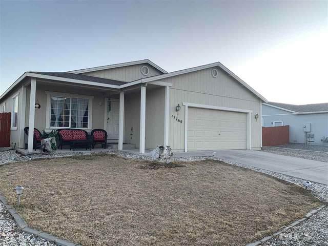 17760 Davenport Lane, Reno, NV 89508 (MLS #200003406) :: Chase International Real Estate